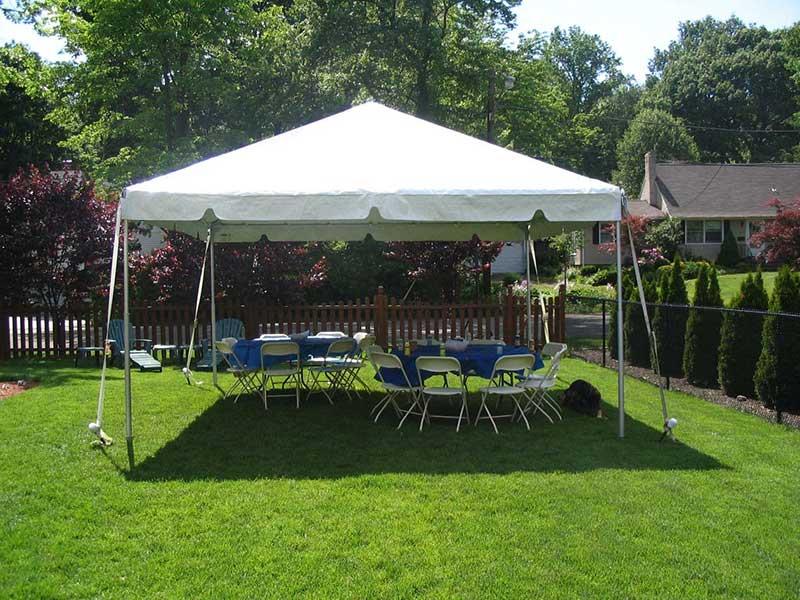 15' x 15' Tent