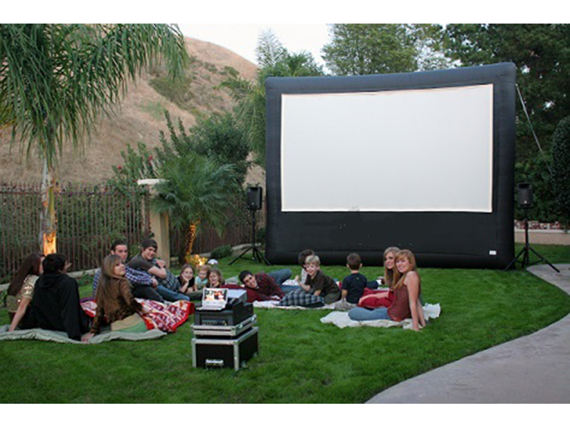 9' Inflatable Movie Screen