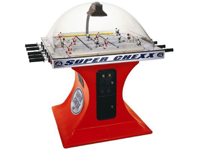 Super Chex Hockey