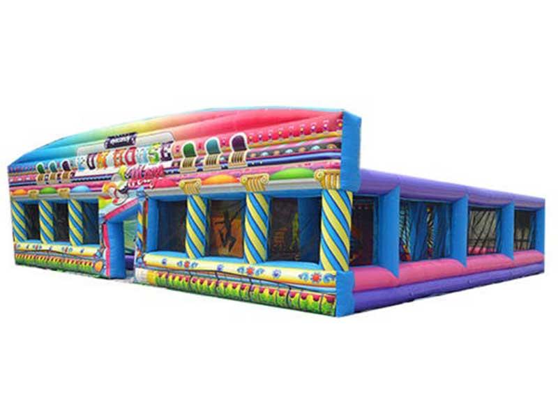 Carnival Maze