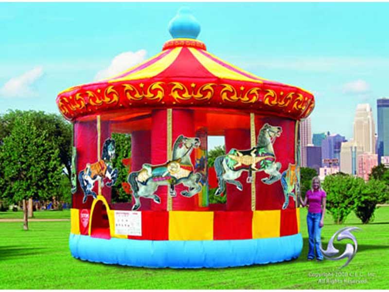 Carousel Bouncer