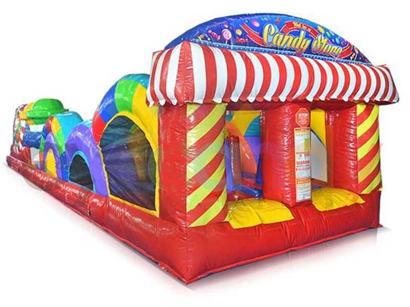 Kid In A Candy Store Obstacle Course **NEW**