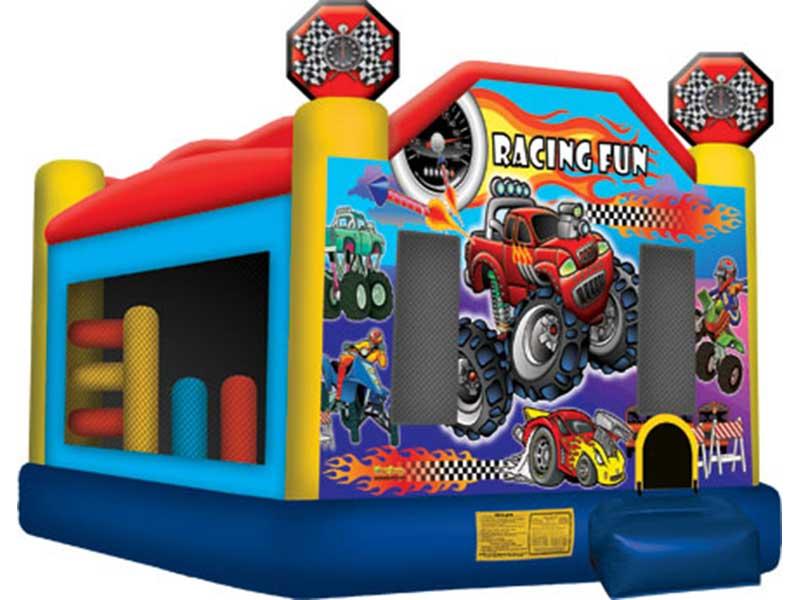 Racing Fun 5 in 1 Combo