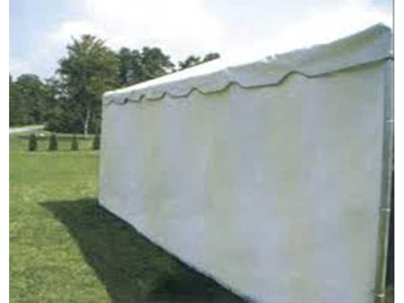 Solid Tent Sidewalls