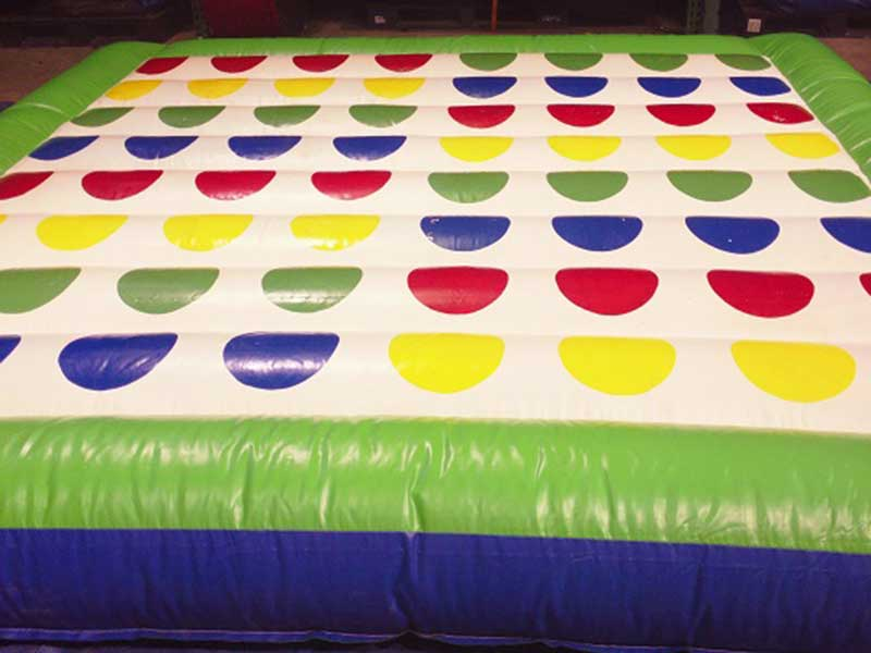 Twister Multi Colored