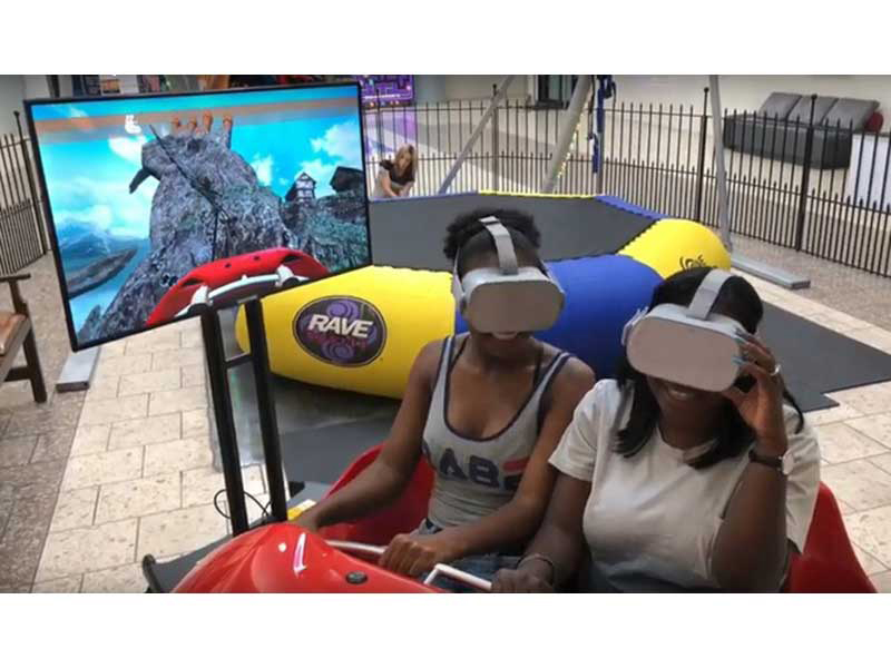 Virtual Reality Roller Coaster **NEW**